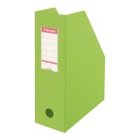 Stojak na katalogi ESSELTE składany, zielony