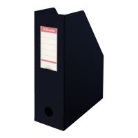 Stojak na katalogi ESSELTE składany, czarny