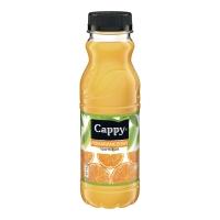 Sok CAPPY pomarańczowy, butelka PET, 12 x 0,33 l