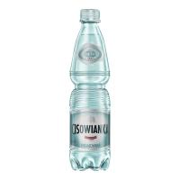 Woda mineralna CISOWIANKA, niegazowana, 0,5 l (12 szt.)