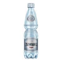 Woda mineralna CISOWIANKA, gazowana, 0,5 l (12 szt.)
