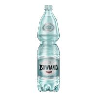 Woda mineralna CISOWIANKA, niegazowana, 1,5 l (6 szt.)