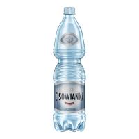 Woda mineralna CISOWIANKA, gazowana, 1,5 l (6 szt.)