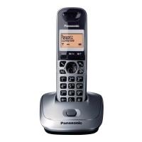 Telefon bezprzewodowy PANASONIC KX-TG 2511, szary