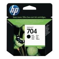 Tusz HP 704 CN692AE czarny
