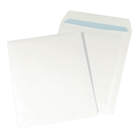 Koperty samoklejące C5 NC KOPERTY, biała,  500 sztuk