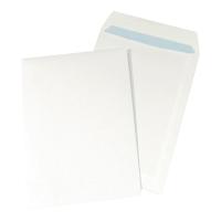 Koperty samoklejące B5 NC KOPERTY, białe,  500 sztuk
