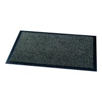 Wycieraczka Dirt Scraper BP TECHEM, 90 x 150 cm, czarno-brązowa