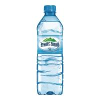 Woda źródlana ŻYWIEC ZDRÓJ niegazowana, w opakowaniu 12 x 0,5 l