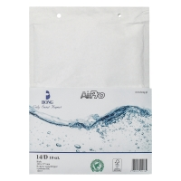 Koperty bąbelkowe AirPro® BONG 14/D białe, w opakowaniu 10 sztuk