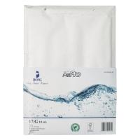Koperty bąbelkowe AirPro® BONG 17/G białe, w opakowaniu 10 sztuk