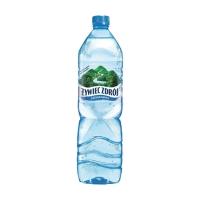 Woda źródlana ŻYWIEC ZDRÓJ niegazowana, w opakowaniu 6 x 1,5 l