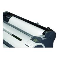 Papier w roli EMERSON 841mm x 100m 80g w kartonie 1 rolka