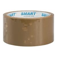 Taśma pakowa SMART z kauczuku naturalnego 45 m x 48 mm, brązowa, 1 sztuka