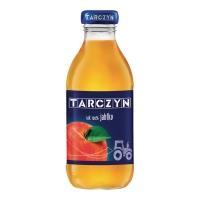 Sok jabłkowy TARCZYN, 0,3 l, 15 butelek