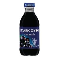 Nektar z czarnej porzeczki TARCZYN, 0,3 l, 15 butelek