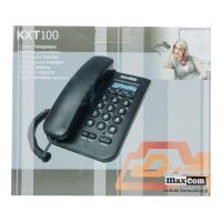 Telefon przewodowy MAXCOM KXT100