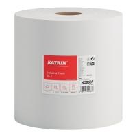 Czyściwo KATRIN 45863 białe, 2 rolki