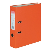 Segregator z mechanizmem VAUPE Biznes A4 75 mm pomarańczowy