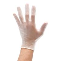 Rękawice winylowe MERCATOR MEDICAL vinylex® PF, rozmiar L, 100 sztuk