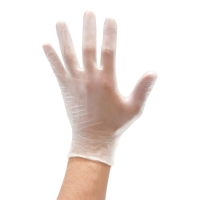 Rękawice winylowe MERCATOR MEDICAL vinylex® PF, rozmiar L