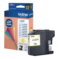 Cartridge Brother LC223Y Yellow