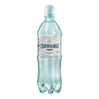 Woda mineralna CISOWIANKA Sport niegazowana, zgrzewka 8 butelek x 0,7 l