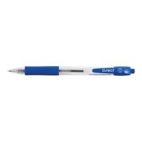 Długopis automatyczny D.RECT 294, niebieski