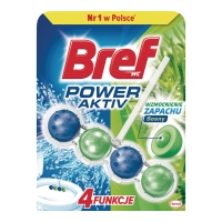 Kulki do toalet BREF Power Activ, 50 g, zapach morski