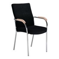 Fotel TRAGO czarny
