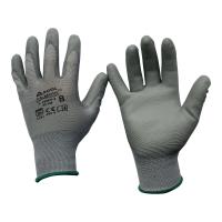 Rękawice powleczone poliuretanem JOB MASTER 5-100PS-2, rozmiar 9, 12 par