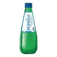 Woda mineralna KINGA PIENIŃSKA niegazowana, 24 szklane butelki x 330 ml