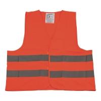 Kamizelka ostrzegawcza VERA, pomarańczowa, rozmiar M/XXL