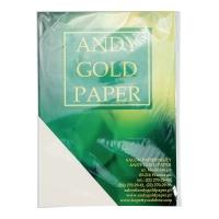 Papier RAINBOW, A4, 230 g, kość słoniowa, opakowanie 20 arkuszy