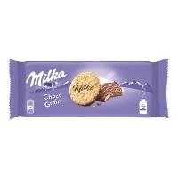 Ciastka MILKA Chocograins, 126 g