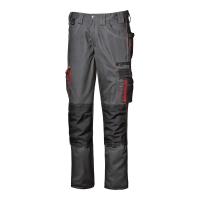 Spodnie SIR SAFETY SYSTEM Harrison, rozmiar 50, szare