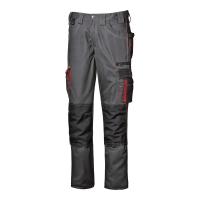 Spodnie SIR SAFETY SYSTEM Harrison, rozmiar 54, szare
