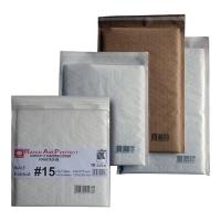 Koperty bąbelkowe RAYAN, 200x275 mm, białe, banderolowane, 10 sztuk