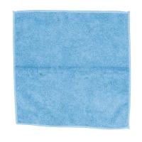 Ściereczka z mikrofibry CLEAN PRO, 32 x 32 cm, niebieska