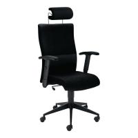 Krzesło NOWY STYL Ergoseat, czarne