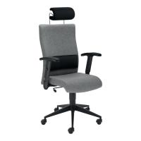 Krzesło NOWY STYL Ergoseat, szare
