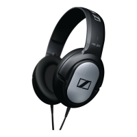 Słuchawki stereo SENNHEISER HD2.10