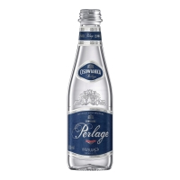Woda mineralna CISOWIANKA Perlage gazowana, 24 butelki x 300 ml