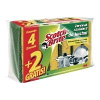 Gabka do zmywania PRIMA Maxi, 5 sztuk
