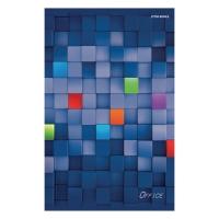 Kołozeszyt TOP-2000 Office, A5, kratka, 80 kartek, margines