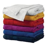 Ręczniki ADLER, biały, 50x100 cm