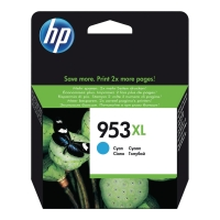 Tusz HP 953XL F6U16AE cyan