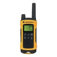Motorola Extreme T80  Krótkofalówka