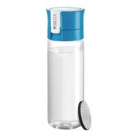 Butelka filtrująca BRITA FILL&GO, niebieska, 600 ml