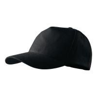 Czapka ADLER 5P, czarna